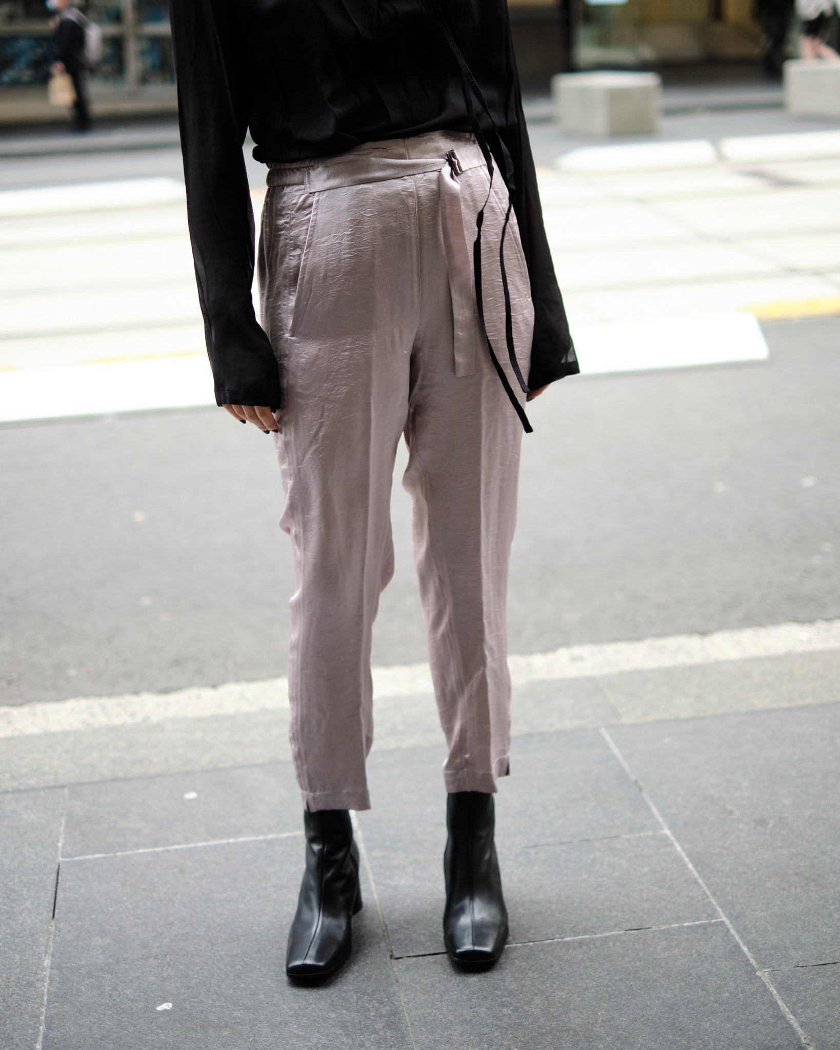 LAMBETH TROUSERS - LILAC