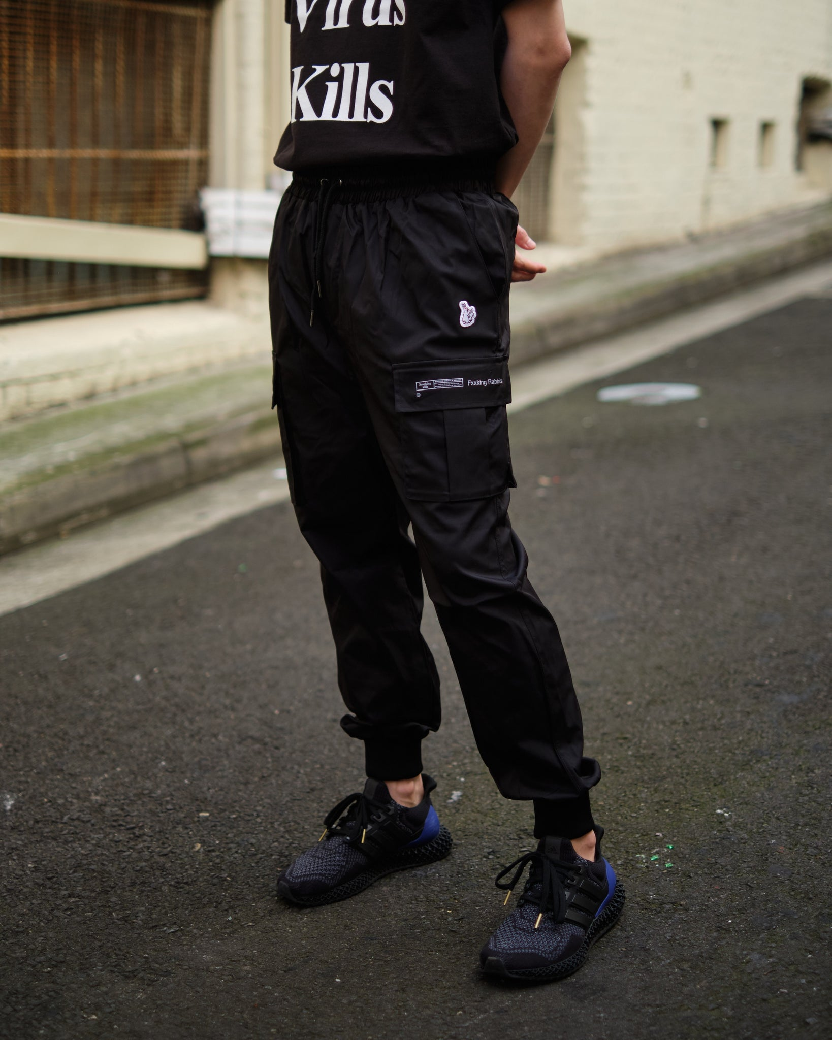 FR2 STRETCH  CARGO PANTS