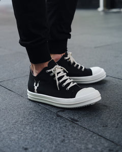 GYM LOGO LOW-CUT SNEAKER