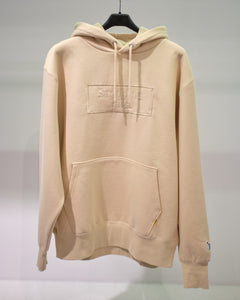 FR2 SMOKING KILLS EMBROIDERY HOODIE - BEIGE