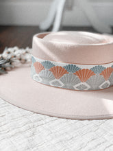 Load image into Gallery viewer, In your dreams | Boater Hat
