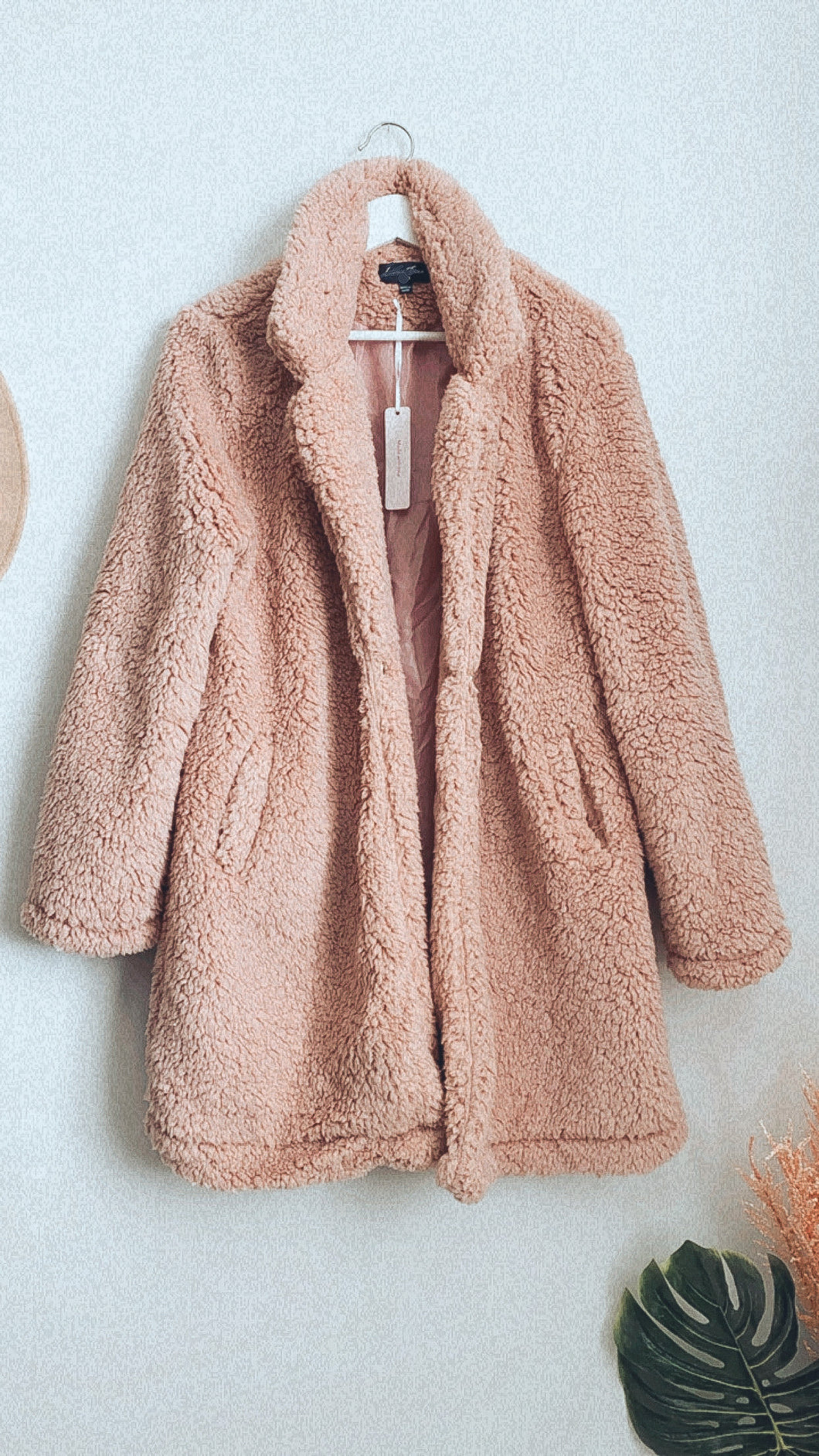 Winter wonderland | Teddy Coat (SM)