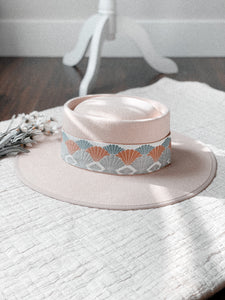In your dreams | Boater Hat