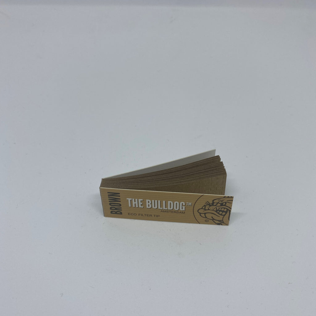 Bulldog Brown Tips