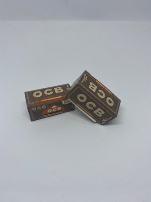 OCB unbleached Virgin Rolls