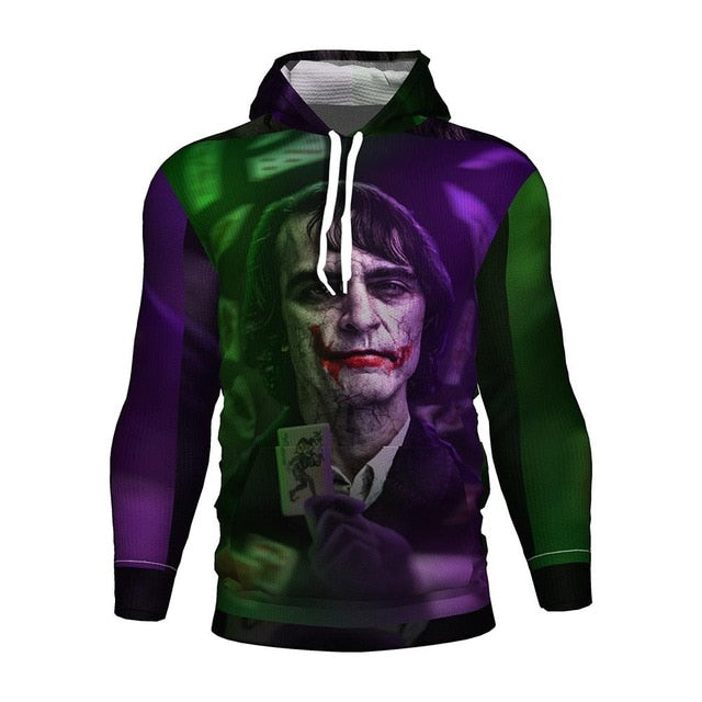 Sweatshirt Joker Batman 3D hoodies
