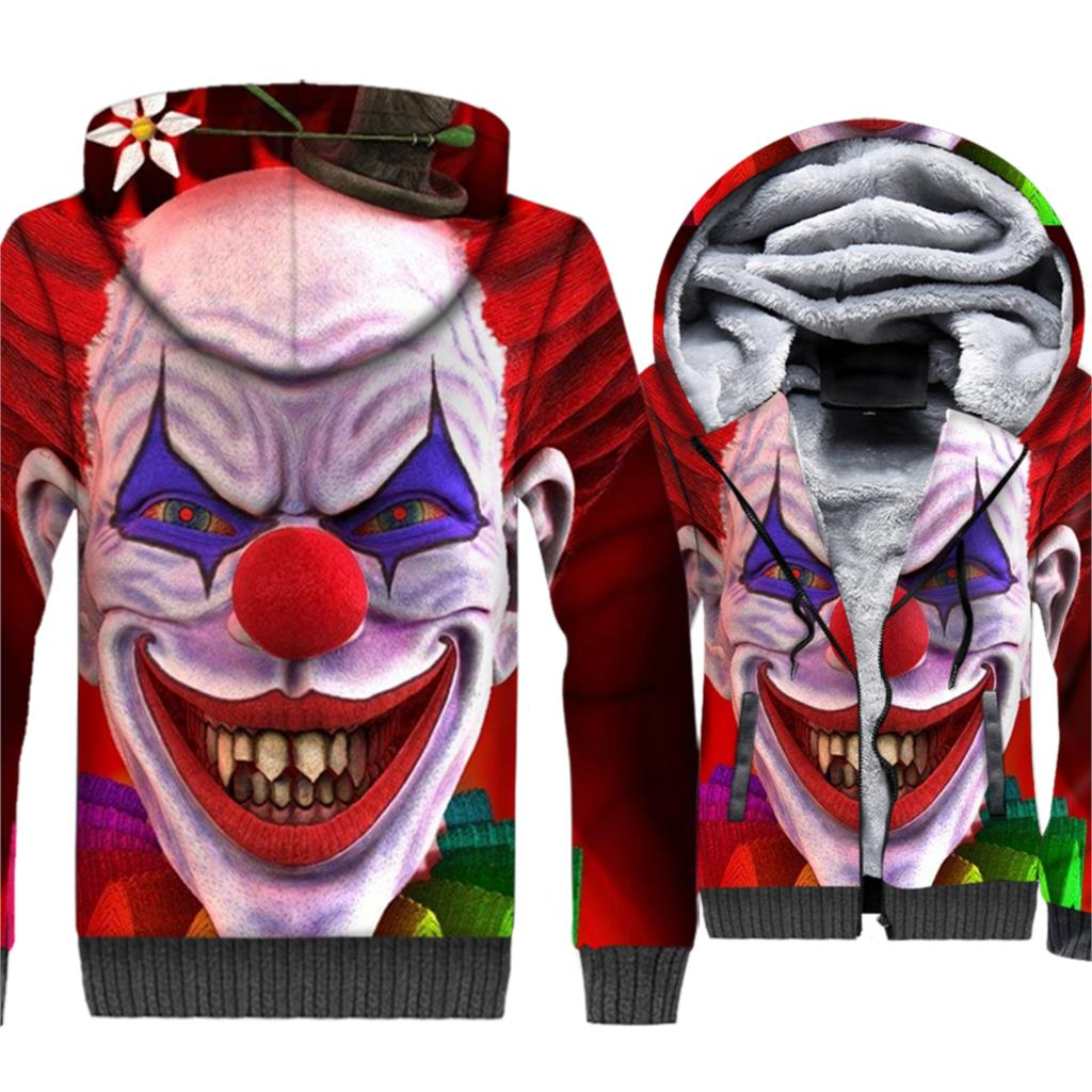 the-rabees-demo - Joker streetwear Men Sweatshirts Hoody - The Rabee's Styles  -