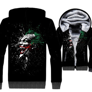 the-rabees-demo - Men thick long sleeve Batman Joker - The Rabee's Styles  -