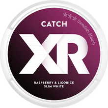 Load image into Gallery viewer, XR CATCH Raspberry & Licorice Slim White Portion