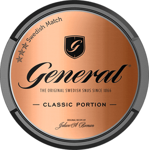 General Classic Original Portion