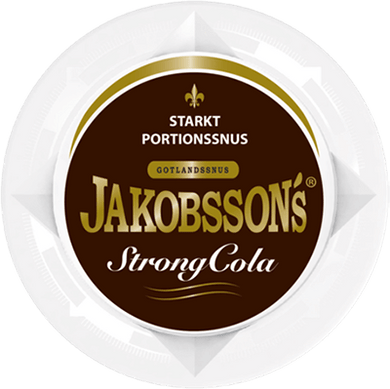 Jakobsson´s Strong Cola Portion