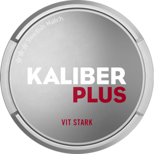Kaliber Plus White Strong Portion