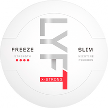 Load image into Gallery viewer, LYFT Freeze X-Strong Slim All White Portion