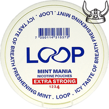 Load image into Gallery viewer, Loop Mint Mania Slim Extra Strong All White