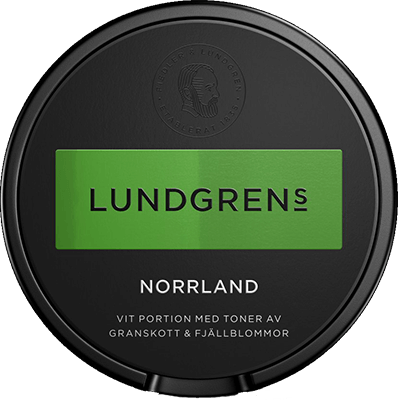 Lundgrens Norrland White Portion