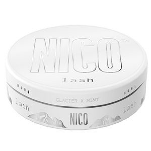 Nico Lash Ultra Strong All White Portion
