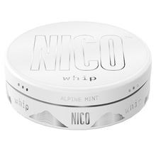 Load image into Gallery viewer, Nico Whip Strong All White Portion