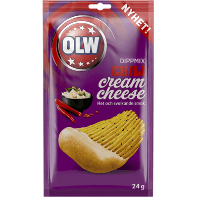 OLW Chili Cream Cheese Dippmix