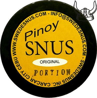 Pinoy Snus Original Portion