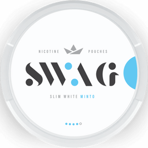 SWAG Minto Slim Super Strong All White
