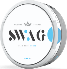 Load image into Gallery viewer, SWAG Minto Slim Super Strong All White
