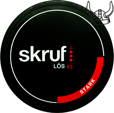 Skruf Strong Loose Snus
