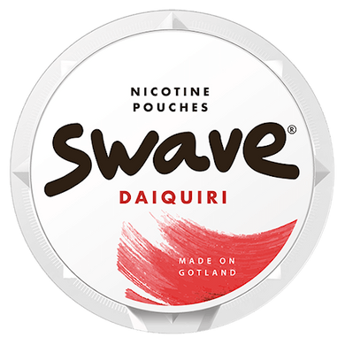 Swave Daiquiri Strong Slim All White