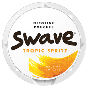 Swave Tropic Spritz Slim All White - Expires January 26