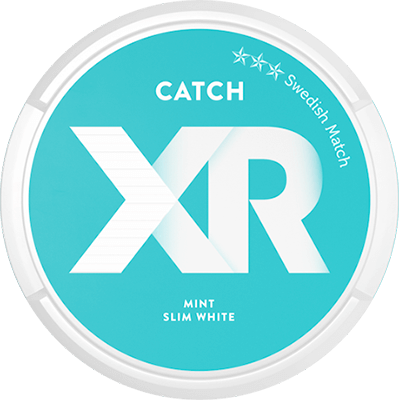 XR Catch Mint Slim White Portion