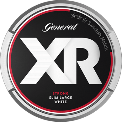 XR General Strong Slim White Portion