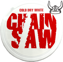Load image into Gallery viewer, Chainsaw Cold Dry White Portion