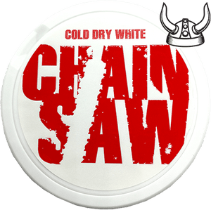 Chainsaw Cold Dry White Portion