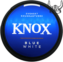 Load image into Gallery viewer, Knox Blue White Portion