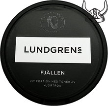 Load image into Gallery viewer, Lundgrens Fjällen White Portion