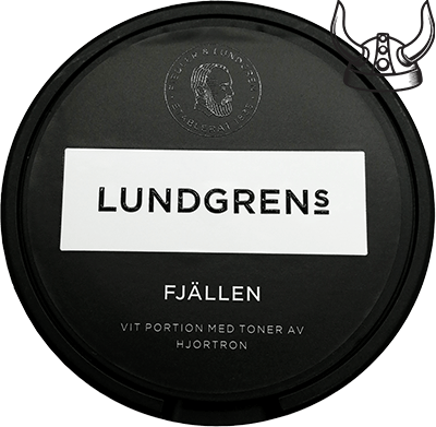 Lundgrens Fjällen White Portion