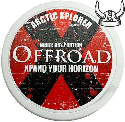 Offroad X Arctic White Dry Portion