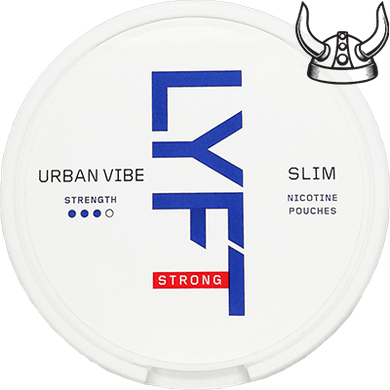 LYFT Urban Vibe Strong All White Portion
