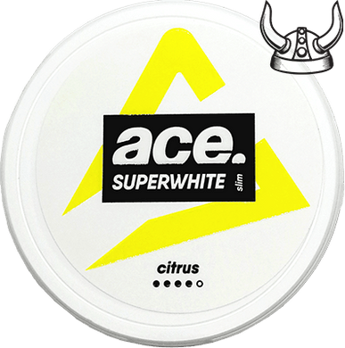 ACE Citrus All White Portion