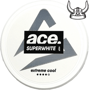 ACE Extreme Cool ALL WHITE Portion