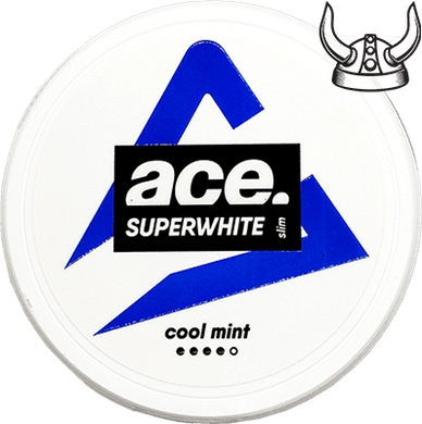ACE Cool Mint All White Portion