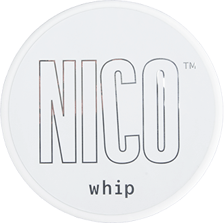 Nico Whip Strong All White Portion