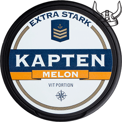 Kapten Melon Extra Strong White Portion
