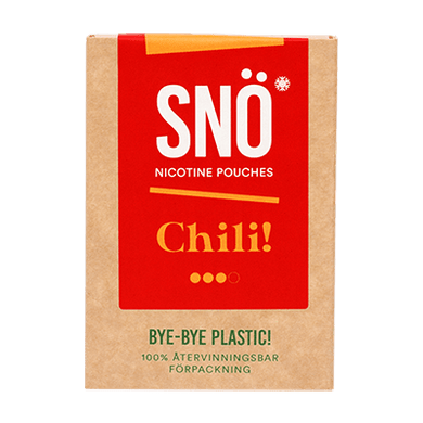 SNÖ Chili Mini All White Portion