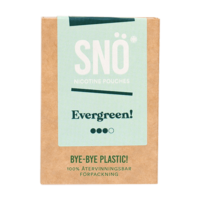 SNÖ Evergreen Mini ALL WHITE Portion