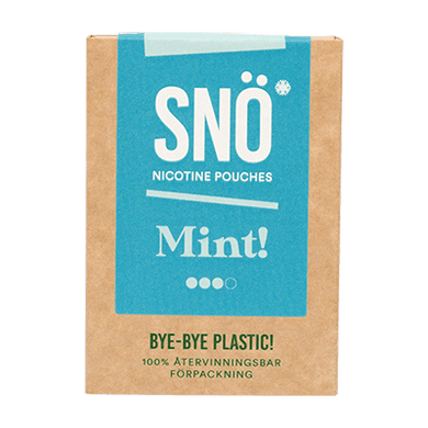 SNÖ Mint Mini All White Portion