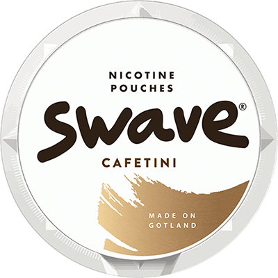 Swave Cafetini Slim ALL WHITE Portion