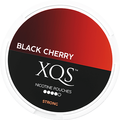 XQS Black Cherry Slim Strong All White