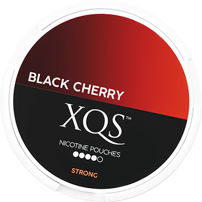 XQS Black Cherry Slim Strong ALL WHITE Portion