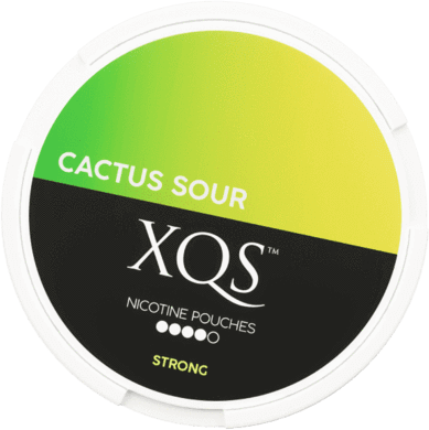 XQS Cactus Sour Slim Strong All White