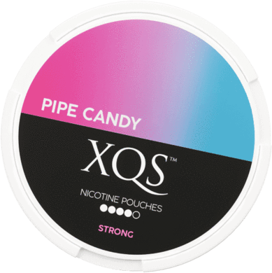 XQS Pipe Candy Slim Strong All White